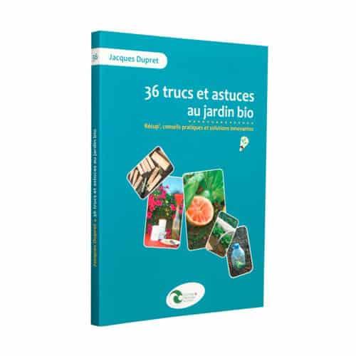 « 36 trucs et astuces au jardin bio » de Jacques Dupret (14,60€) est disponible en librairies et sur notre e-shop.