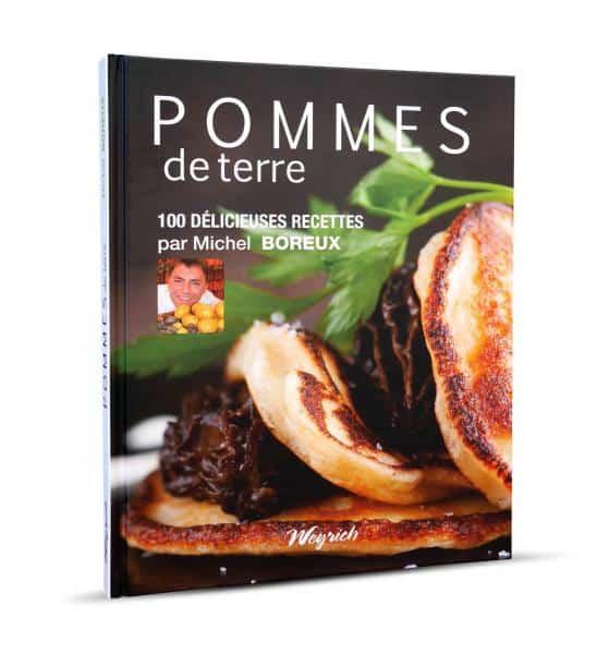 « Pommes de terre » de Michel Boreux est disponible en librairies et sur notre e-shop.