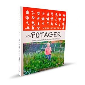 « Mon potager » de Marc Knaepen (19,95€) est disponible en librairies et sur notre e-shop.
