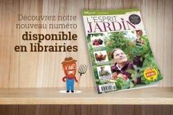L'Esprit Jardin, magazine de jardinage belge