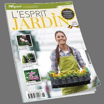 Le 6 8 de la rtbf fait du jardinage avec le magazine de l for Magazine jardinage