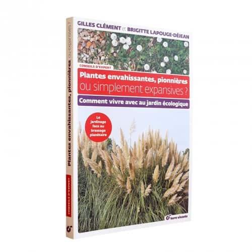 « Plantes envahissantes, pionnières ou simplement expansives? » est disponible en librairies et sur notre e-shop au prix de 25,00€.