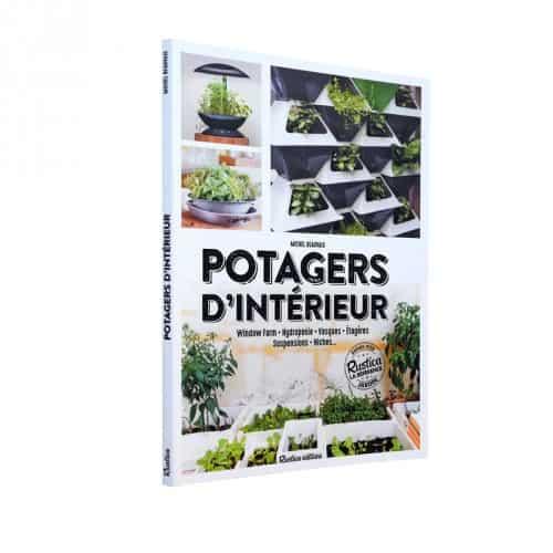 « Potagers d'intérieur » de Michel Beauvais (9,95€) est disponible en librairies et sur notre e-shop.