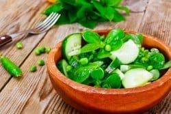 Salade de claytone : un délice !