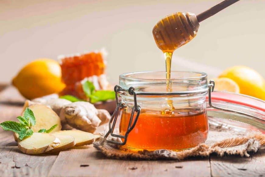 Délicieux miel d'été !