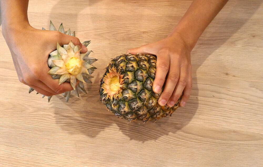 8 étapes pour faire pousser un ananas chez soi