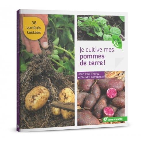 « Je cultive mes pommes de terre » de Jean-Paul Thorez et Sandra Lefrançois est disponible en librairies et sur notre e-shop.