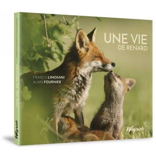 « Une vie de renard » de Franco Limosani et Alain Fournier est disponible en librairies et sur notre e-shop.