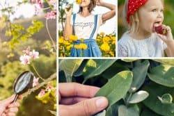 Cultiver les 5 sens au jardin