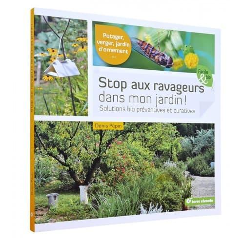 « Stop aux ravageurs dans mon jardin! » de Denis Pépin (14,90 €) est disponible en librairies et sur notre e-shop.