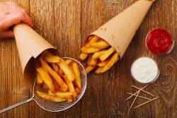 Secrets et recette de la vraie frite belge