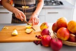 Compote de pomme maison