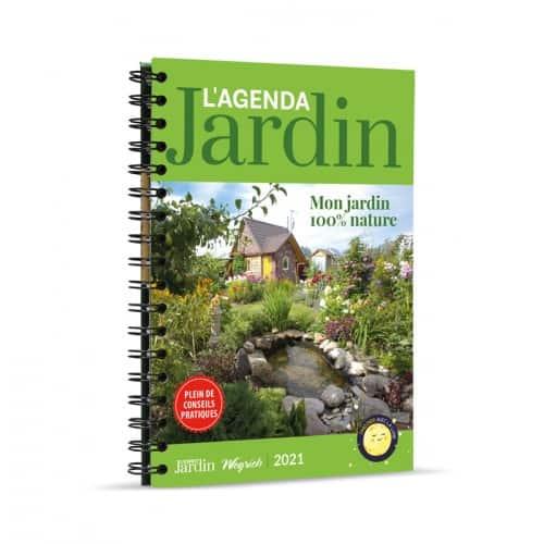 « Agenda jardin 2021 » de Nicole Burette, Violaine Marchal et Audrey Moureaux est disponible en librairies et sur notre e-shop au prix de 20€.