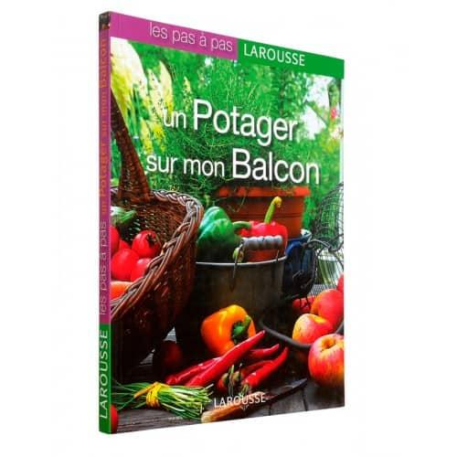« Un potager sur mon balcon » est disponible en librairies et sur notre e-shop.