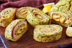 Roulades de courgettes (Involtini di zucchine)