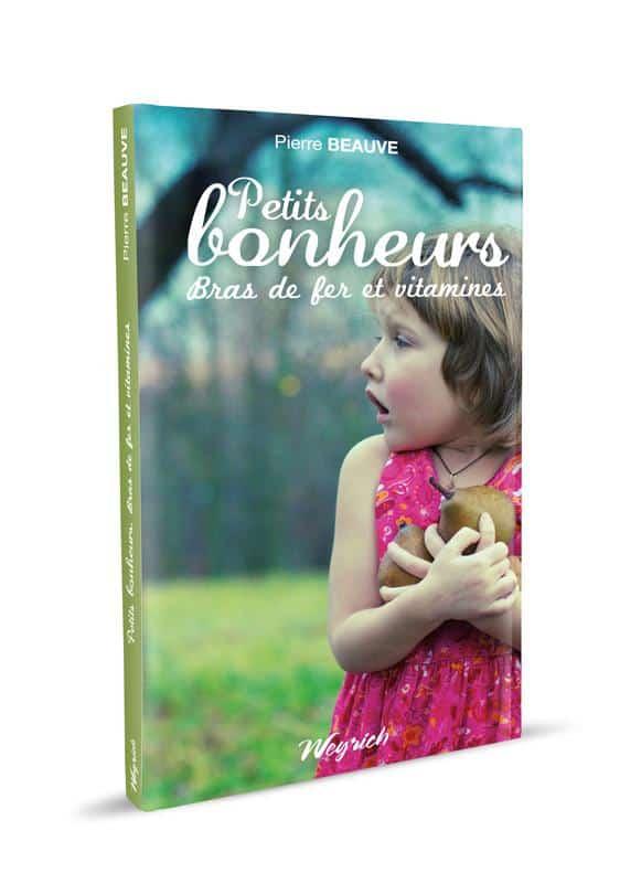 « Petits bonheurs: bras de fer et vitamines » disponible en librairies et sur notre e-shop à 13,5 €.
