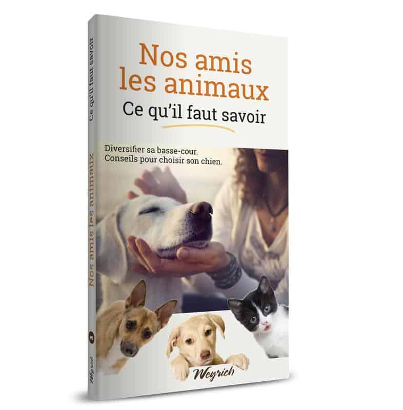 « Nos amis les animaux » disponible en librairies et sur notre e-shop à 6,90 €.